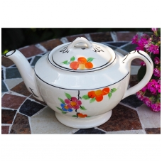 Art deco arbatinukas