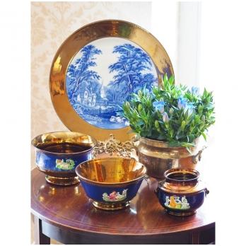 Blizgioji keramika (lusterware)