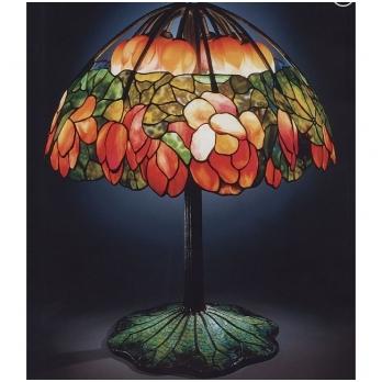 Tiffany stiliaus lempos