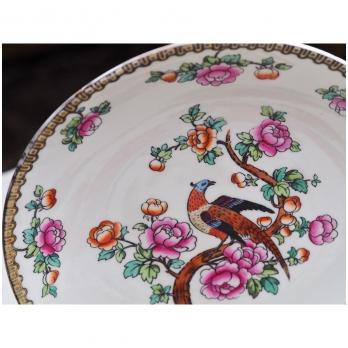 Rytietiški motyvai porceliane