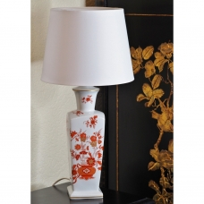 Porcelianinė Limoges lempa