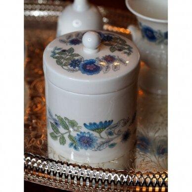 Wedgwood Clementine porceliano komplektas 4