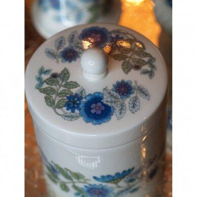 Wedgwood Clementine porceliano komplektas 5