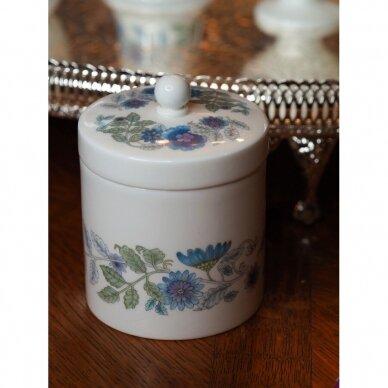 Wedgwood Clementine porceliano komplektas 6